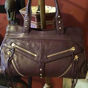 💕𝔹𝕆𝕋𝕂𝕀𝔼ℝ Gorgeous Plum Trigger Bag